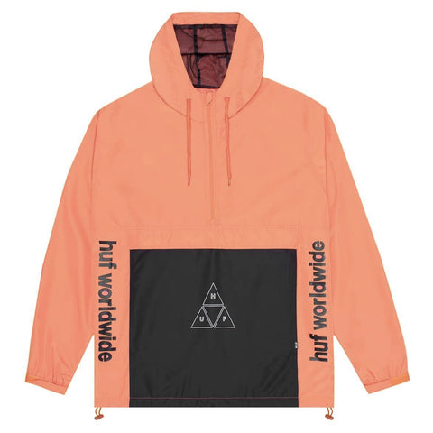HUF PEAK 3.0 ANORAK CANYON SUNRISE
