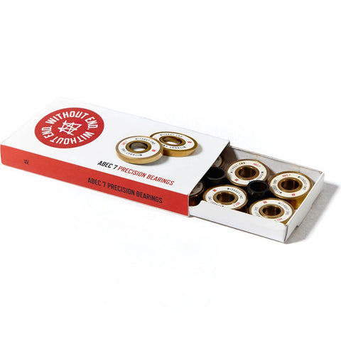 WITHOUT END - ABEC 7 PRECISION BEARINGS