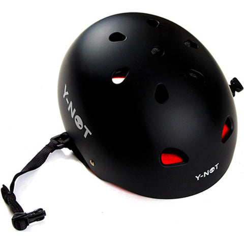 Y-NOT HELMET - BLACK
