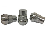 Locking Lug Nuts Wheel Locks | Closed End | Bulge Acorn 7/16 Thread - Set Group USA - 2