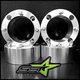 2 WHEEL SPACERS | 4/156 | 3 INCH THICK OR 75MM | Ranger Predator Sportsman RZR - Set Group USA - 2