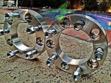 "5X150 TOYOTA TUNDRA WHEEL SPACERS | HUB CENTRIC | 1.25"" INCH THICK 32MM 