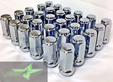 "32 Truck Lug Nuts | 1.9"" Tall 