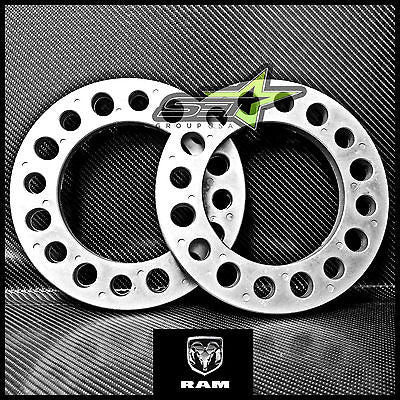 "2X 8 Lug Wheel Spacers 1994-2010 Dodge Ram 2500, 3500 Dually | 1/4"" Heavy Duty - Set Group USA - 1"