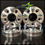 "2 Jeep Wheel Spacer Adapters | 5X4.5 To 5X5 | 2"" Inch Thick 