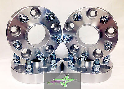 "4 Jeep Wheel Spacers 5X5 | 2"" Inch Or 50Mm 