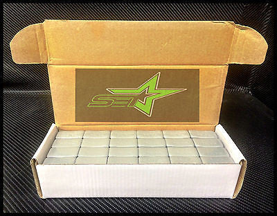 10 Boxes Of Wheel Weights 1 Oz  | Stick-On Adhesive Tape | 1560X 1 Ounce Pieces - Set Group USA - 1