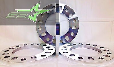 Ford F-250 F-350 Wheel Spacers 8x170 1/2 Inch Thick 8 Lug Truck Heavy Duty Billet - Set Group USA