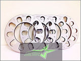 "2 Wheel Spacers 6 Lug 1/4"" Inch Thick, 6X5.5 