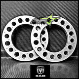 "4X 8 Lug Wheel Spacers 1994-2010 Dodge Ram 2500, 3500 Dually | 1/4"" Heavy Duty - Set Group USA - 2"