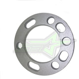"2 WHEEL SPACERS 6 LUG 1/2"" INCH THICK, 6X5.5 