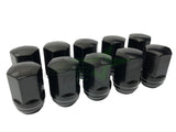 10 Dodge Oem Lug Nuts 9/16-18 Ram 1500, Durango, Dakota, Raider Factory Lugs