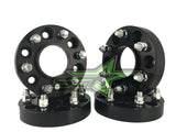 4 WHEEL SPACERS 6X135 2 INCH HUB CENTRIC FORD RAPTOR F150 EXPEDITION NAVIGATOR