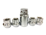 LOCKING LUG NUTS WHEEL LOCKS OPEN END 7/16 - Set Group USA - 1