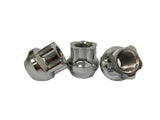 LOCKING LUG NUTS WHEEL LOCKS OPEN END 9/16 - Set Group USA - 2