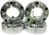 5x135 To 6x135 Hub Centric Wheel Adapters 14x2 + 24 OEM Factory Replacement Lug Nuts | Use 6 Lug Ford Wheels On 5 Lug Ford Trucks | 2 Inch