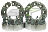 "8X6.5 Wheel Spacers | Adapters | Fits Most 8 Lug Chevy & Gmc | 2"" Inch 14X1.5"