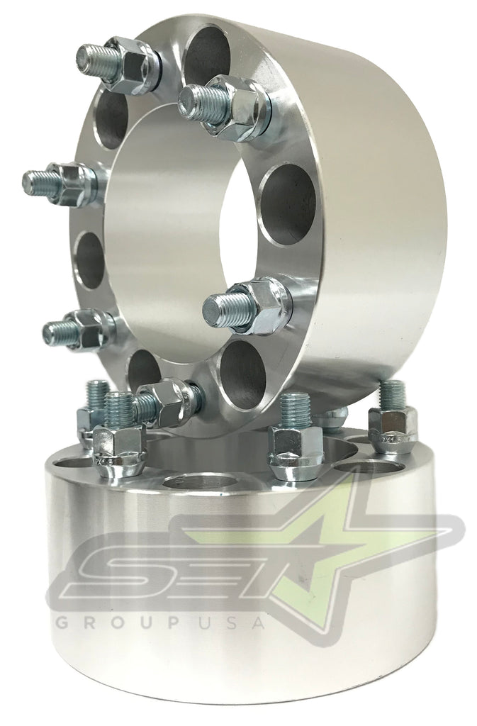 "2 Toyota Wheel Spacers | 6X139.7 | 3"" Inches 