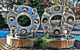 "4 Wheel Spacers 1.25"" Thick 