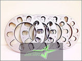 6 Lug Wheel Spacers 1/4 Inch Thick 6Mm | Fits All 6X5.5, 6X139.7, 6X135, 5X135 - Set Group USA - 1