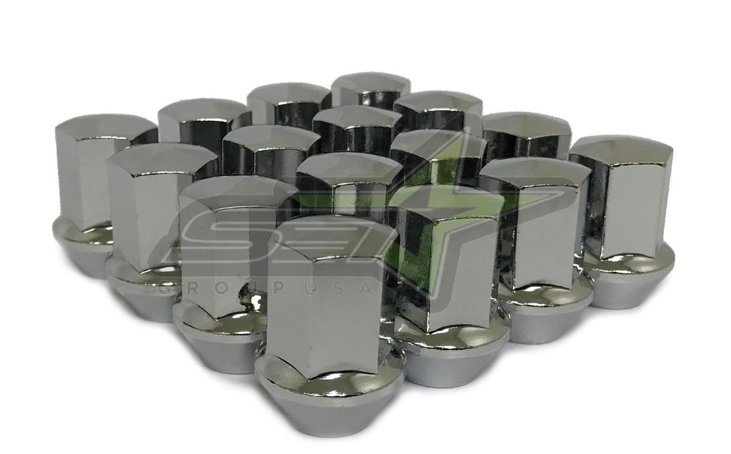 9/16-18 32 Lug Nuts For Dodge OEM Factory Style lugs Fits Ram 2500 3500 Trucks