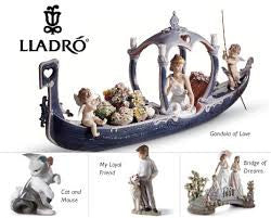 Boutique Lladro Showroom  Coral Gables & Miami & Palm Beach