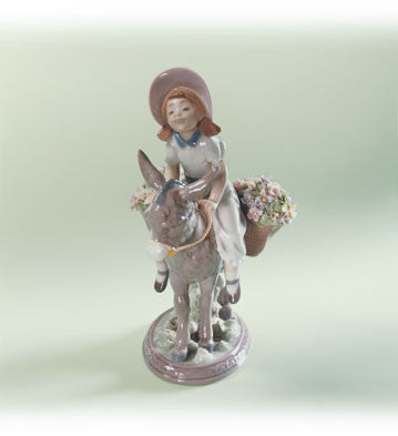 Lladro Look At Me - china-cabinet.com