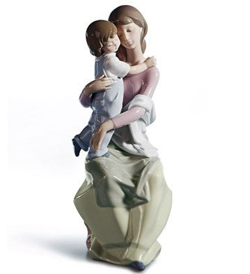 Lladro A MOTHER'S LOVE 6634