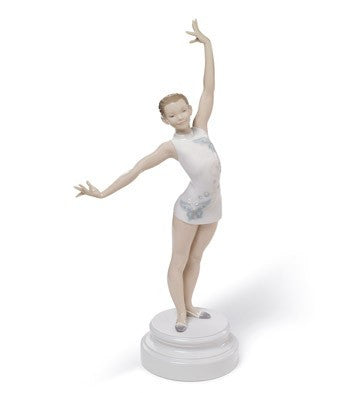 Lladro GYMNAST - china-cabinet.com