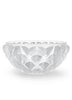 LANGEUDOC BOWL CLEAR LS - china-cabinet.com