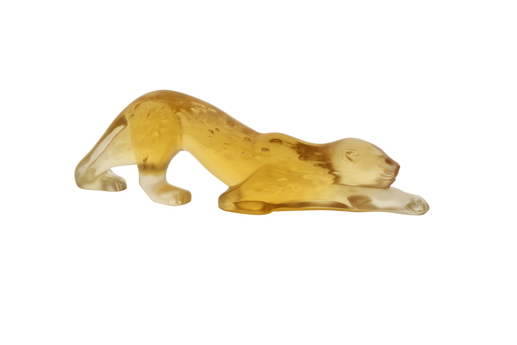 ZEILA PANTHER SMALL SCULPTURE
