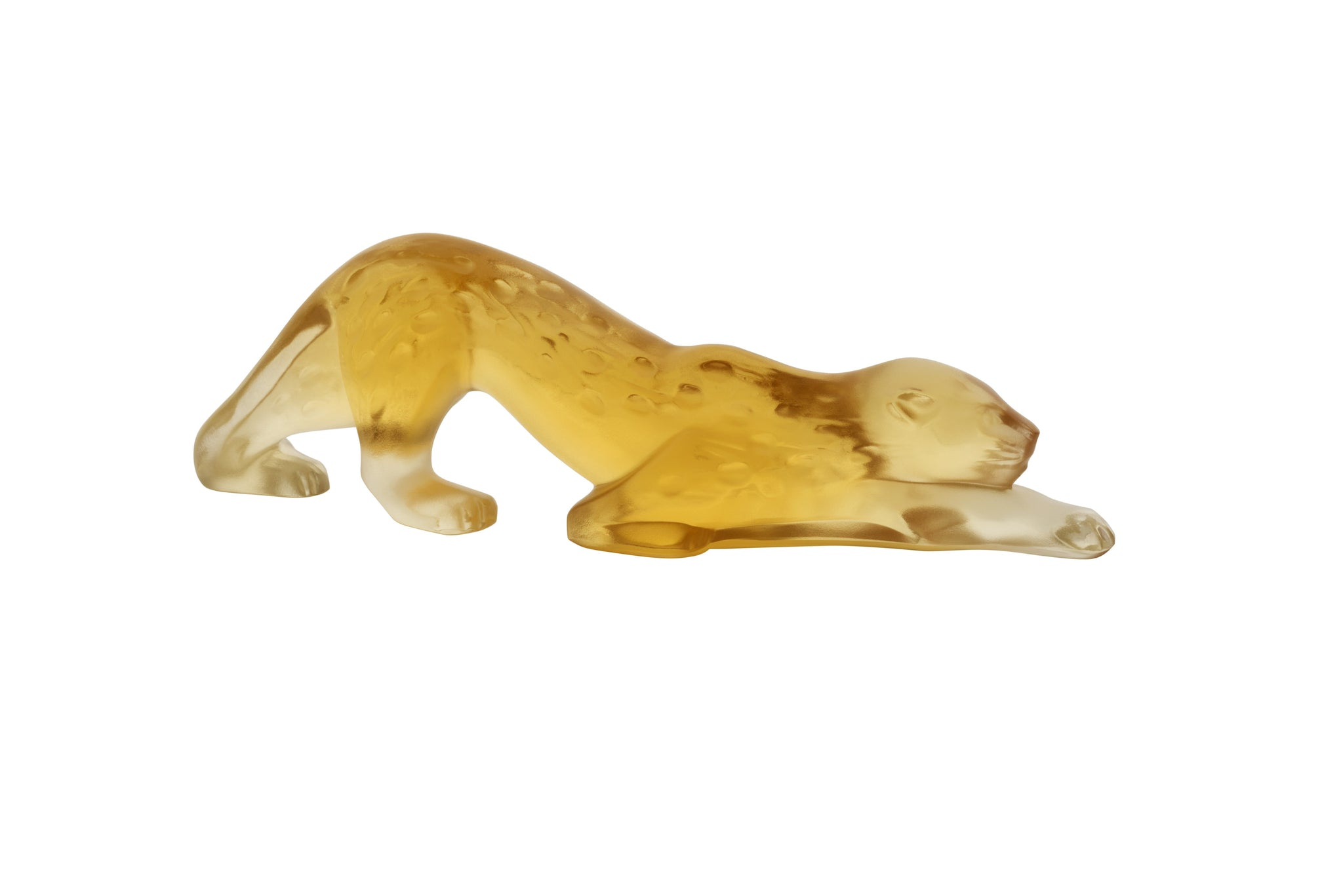 ZEILA PANTHER SMALL SCULPTURE - china-cabinet.com