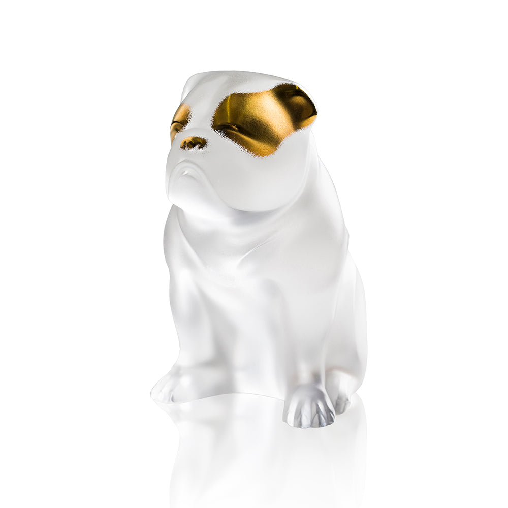 BULLDOG DOG SCULPTURE - china-cabinet.com