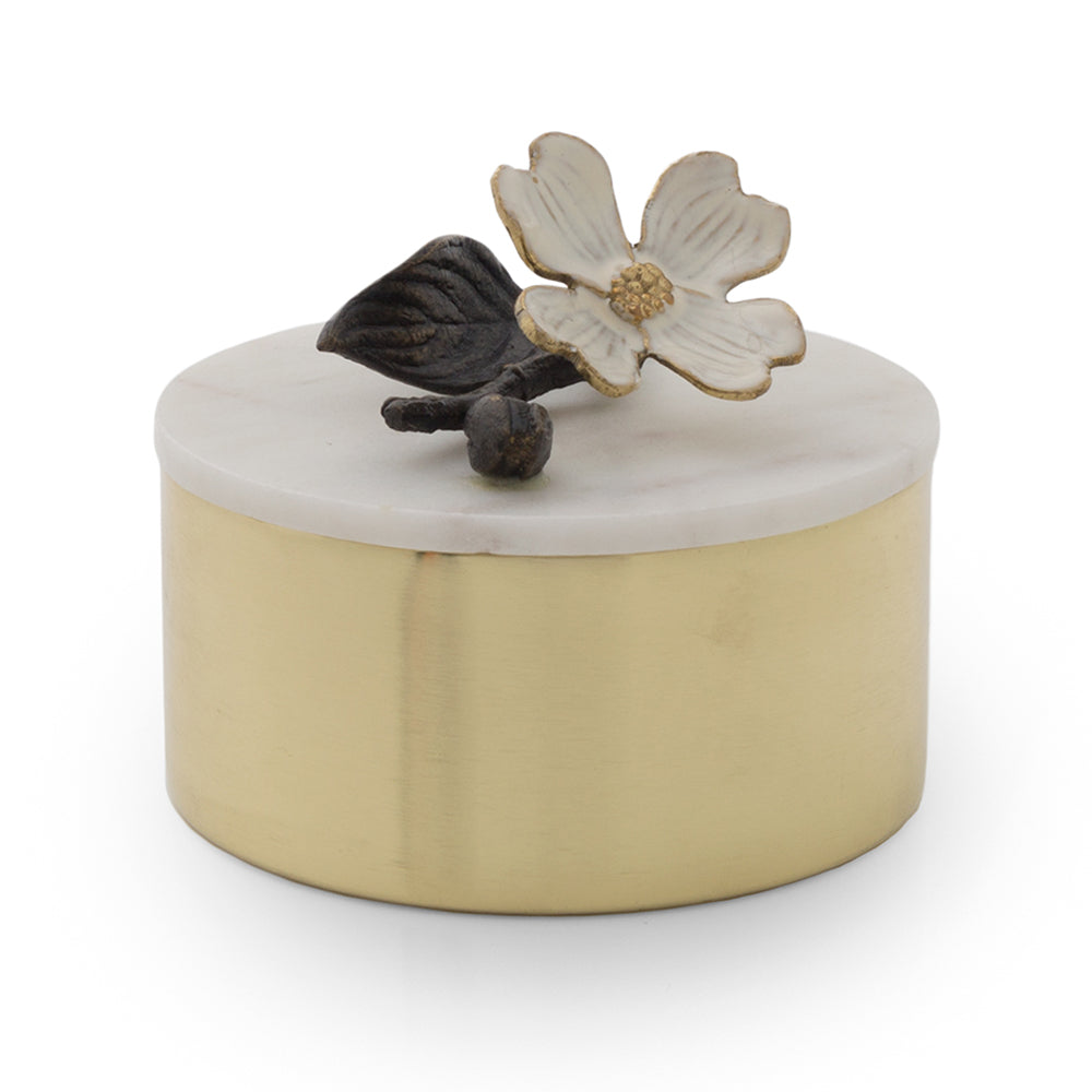 Michael Aram Dogwood Round Box 123068