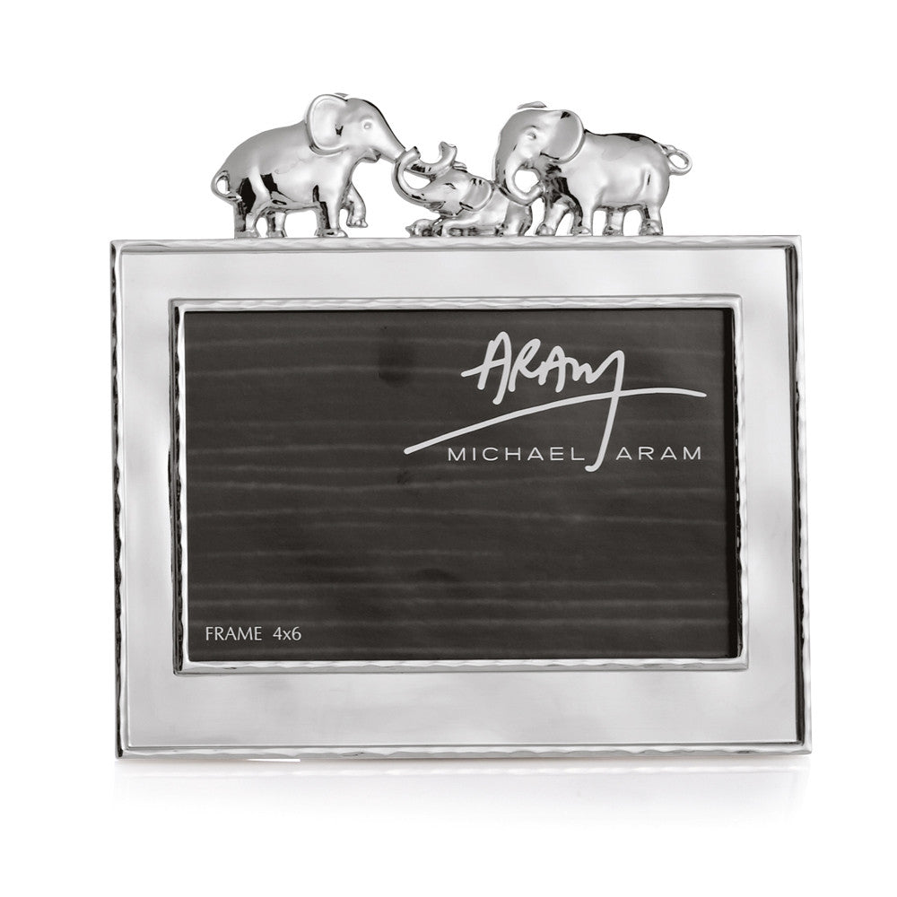 Michael Aram Elephant Frame - china-cabinet.com