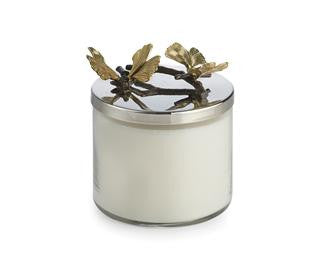 Butterfly Ginkgo Candle - china-cabinet.com
