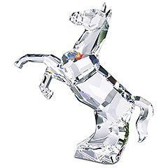 Swarovski the Horse Figurine - china-cabinet.com