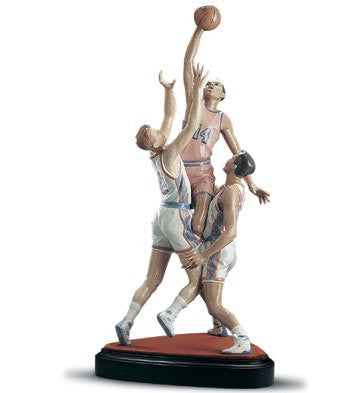 Lladro To The Rim (L.E)