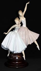Lladro Marry Ballet