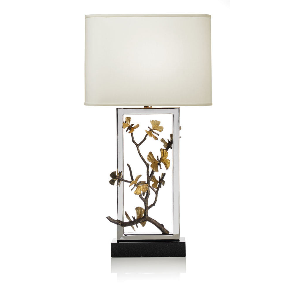 Michael Aram Butterfly Ginkgo Table Lamp - china-cabinet.com