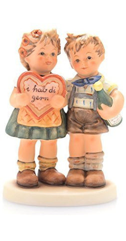 Hummel figurine Gifts of Love, original MI Hummel Collection, gift-boxed
