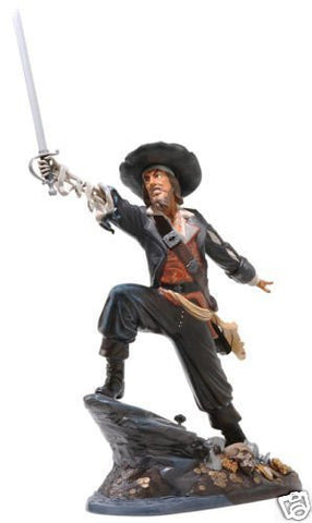 WDCC Disney Pirates of the Caribbean Captain Barbossa