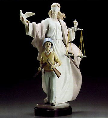 Lladro a Dream of Peace