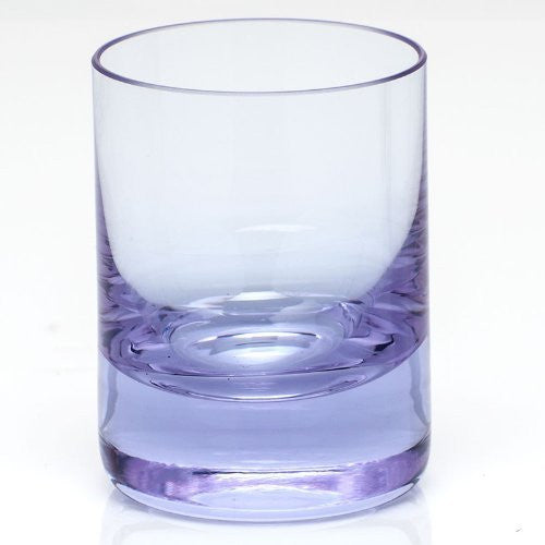 MOSER CRYSTAL WHISKY SHOT GLASSES Shot glass 2 oz. alexandrite - china-cabinet.com