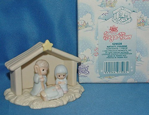 Nativity Figurine Sugar Town Precious Moments #529508