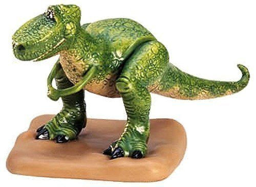 "WDCC Toy Story Rex ""I'm So Glad You're Not a Dinosaur"" - china-cabinet.com"