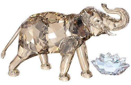Swarovski SCS Club Cinta Elephant with Title Plaque - china-cabinet.com