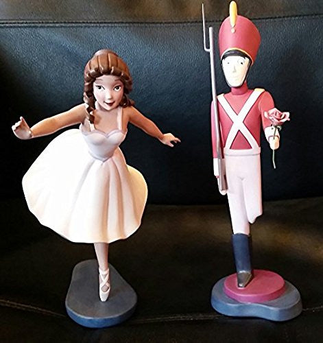WDCC Tin Soldier and Ballerina