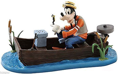 Disney WDCC Goofy and Wilbur ''Fishing Follies'' Figurine by Disney - china-cabinet.com