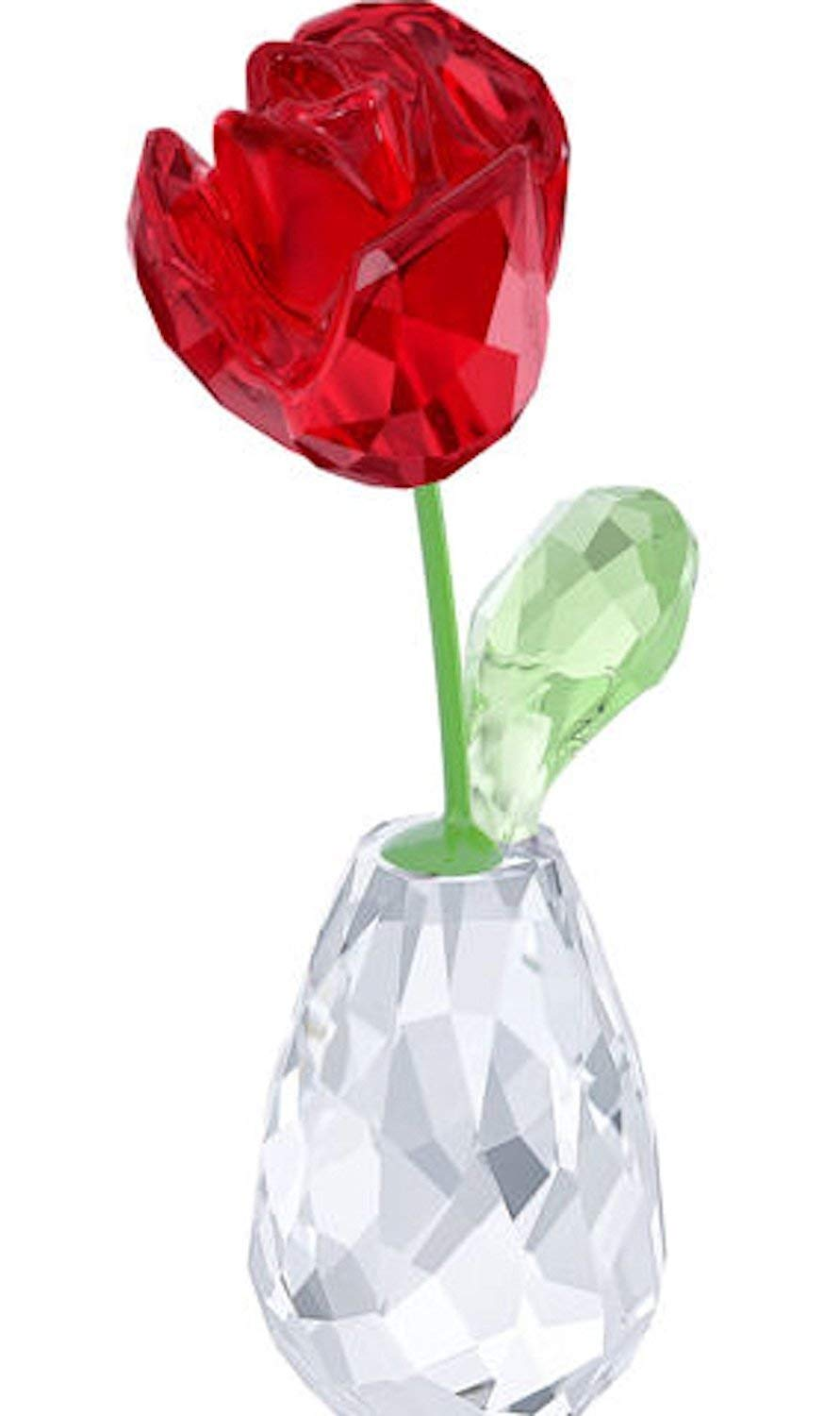 Swarovski Flower Dream Red Rose - china-cabinet.com